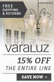 Varaluz | 15% Off the Entire Line