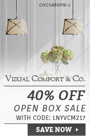 Visual Comfort & Co. | 40% Off Open Box