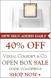 Visual Comfort | 40% OFF OPEN BOX