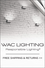WAC LIGHTING | Responsible Lighting | Free Shipping & Returns >>