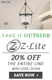 Z-Lite | 20% OFF The Entire Line