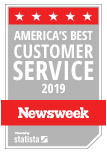 America's Best Customer Service 2019 - Newsweek