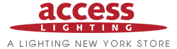 Access Lighting Lights. A Lighting New York store and authorized Access Lighting dealer.