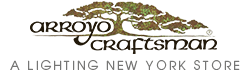 Arroyo Craftsman at Lighting New York. A Lighting New York store and authorized Arroyo Craftsman dealer.