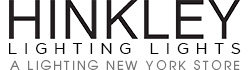 Hinkley Lighting Lights. A Lighting New York store and authorized  dealer.