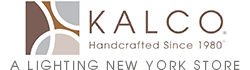 Kalco Lighting Lights. A Lighting New York store and authorized Kalco Lighting dealer.