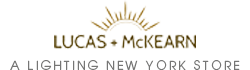 Lucas and McKearn at Lighting New York. A Lighting New York store and authorized Lucas + McKearn Lighting Collection dealer.