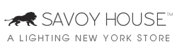 Savoy Lighting Lights. A Lighting New York store and authorized Savoy House Lighting dealer.