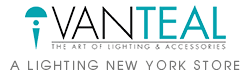 Van Teal at Lighting New York. A Lighting New York store and authorized Van Teal dealer.