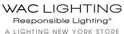 WAC Lighting Lights. A Lighting New York store and authorized WAC Lighting dealer.