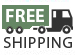 FREE Shipping on all product for the contiguous United States.
