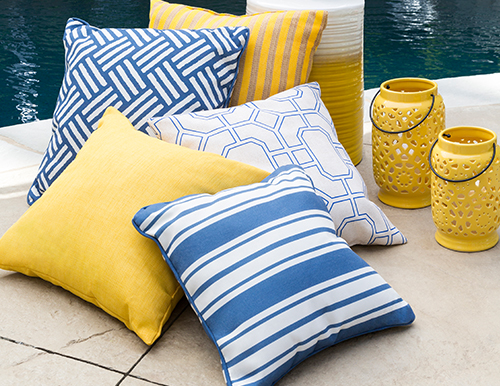 OUTDOOR BOLD COLORS