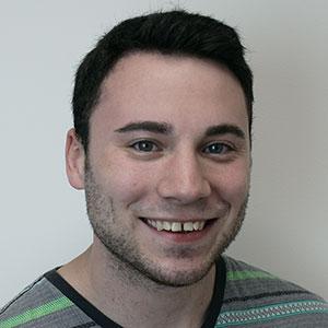 Benjamin Koch, Logistics Specialist