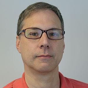 Jeff Franquet, Logistics Specialist