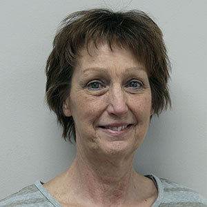 Kathy Meas, Shipping and Receiving Clerk