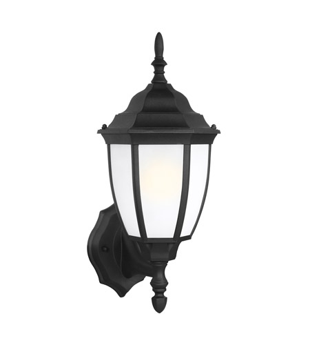 41ELIZABETH 42918-BSW Beatrice 1 Light 16 inch Black Outdoor Wall Lantern