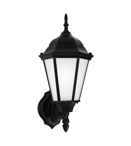 41ELIZABETH 42920-BSE Beatrice 1 Light 17 inch Black Outdoor Wall Lantern