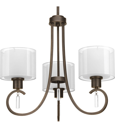 41ELIZABETH 41283-ABW Beardsley 3 Light 22 inch Antique Bronze Chandelier Ceiling Light