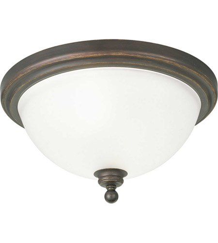 41ELIZABETH 41374-ABE Beacher 2 Light 16 inch Antique Bronze Flush Mount Ceiling Light