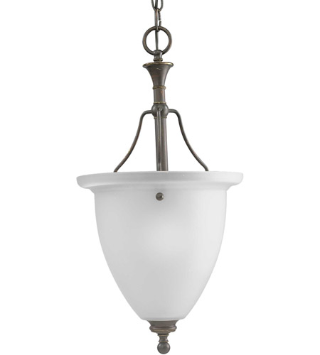 41ELIZABETH 41338-ABE Beacher 1 Light 11 inch Antique Bronze Inverted Pendant Ceiling Light