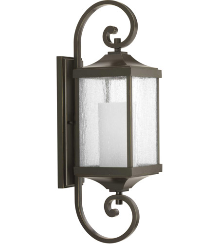 41ELIZABETH 43522-ABCS Barnett 1 Light 26 inch Antique Bronze Outdoor Wall Lantern, Medium, Design Series