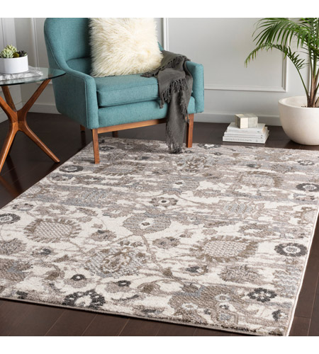 41ELIZABETH 47857-CG Aloysia 35 X 24 inch Camel/Taupe/Medium Gray/Charcoal/Ivory Rugs, Rectangle agr2300-roomscene_201.jpg