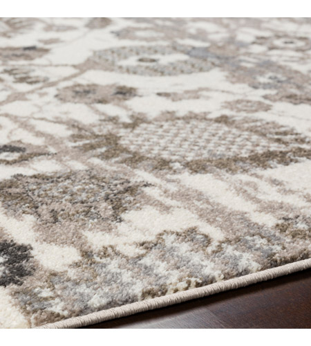 41ELIZABETH 47857-CG Aloysia 35 X 24 inch Camel/Taupe/Medium Gray/Charcoal/Ivory Rugs, Rectangle agr2300-texture.jpg