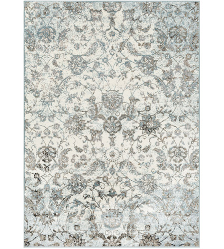 41ELIZABETH 47864-DG Aloysia 87 X 63 inch Denim/Camel/Taupe/Medium Gray/Charcoal/Ivory/Black Rugs, Rectangle