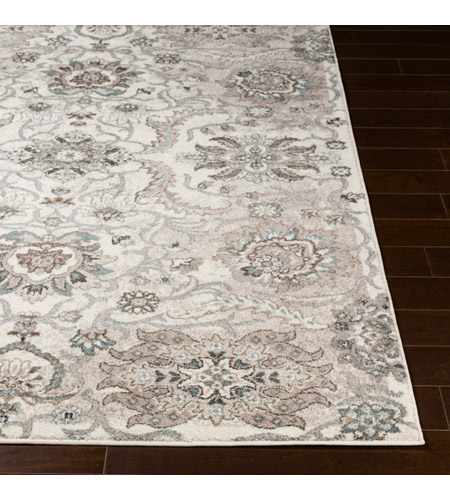 41ELIZABETH 47888-D Aloysia 87 X 63 inch Denim/Taupe/Camel/Charcoal/Ivory/Black Rugs, Rectangle agr2313-front.jpg