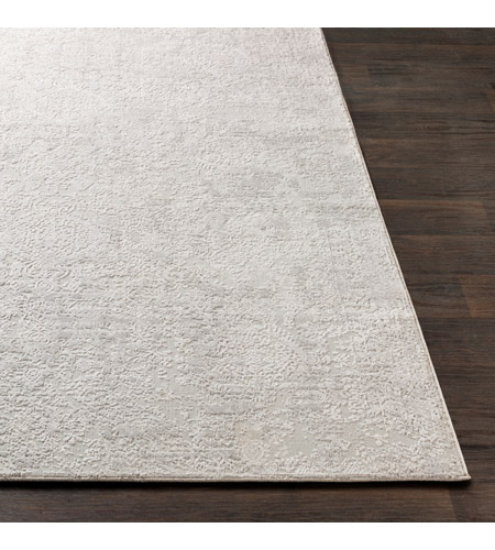 41ELIZABETH 48022-LG Ainsley 180 X 144 inch Light Gray/White Rugs ais2306-front.jpg