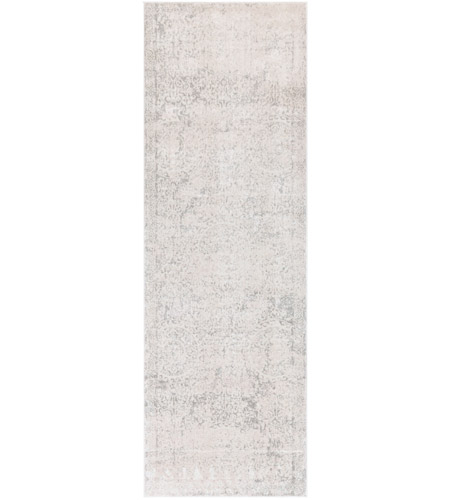 41ELIZABETH 48031-LG Ainsley 168 X 120 inch Light Gray/White Rugs