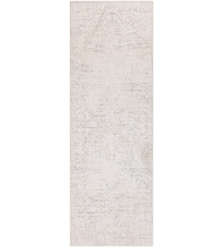 41ELIZABETH 48051-MG Ainsley 168 X 120 inch Medium Gray/White Rugs