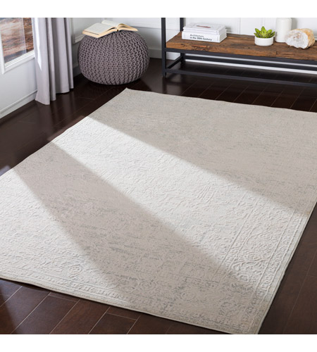 41ELIZABETH 48051-MG Ainsley 168 X 120 inch Medium Gray/White Rugs ais2309-roomscene_201.jpg