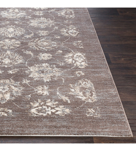 41ELIZABETH 48224-MG Acton 36 X 24 inch Medium Gray/Cream/Taupe/White Rugs, Polyester apy1011-front.jpg