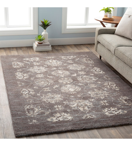 41ELIZABETH 48224-MG Acton 36 X 24 inch Medium Gray/Cream/Taupe/White Rugs, Polyester apy1011-roomscene_201.jpg