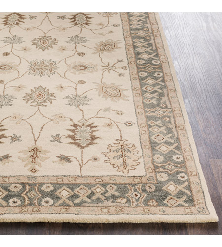 41ELIZABETH 48625-KB Arlo 168 X 27 inch Khaki/Teal/Tan/Dark Brown/Sea Foam Rugs, Runner awhr2050-front.jpg