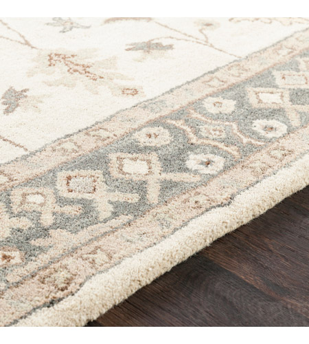 41ELIZABETH 48625-KB Arlo 168 X 27 inch Khaki/Teal/Tan/Dark Brown/Sea Foam Rugs, Runner awhr2050-texture.jpg