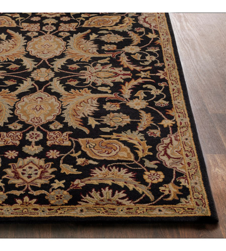 41ELIZABETH 48779-BG Arlo 72 X 48 inch Black/Camel/Khaki/Medium Gray/Olive/Burgundy Rugs, Rectangle awmd2078-front.jpg
