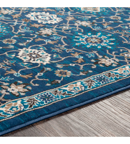 41ELIZABETH 50920-NB Amanda 67 X 47 inch Navy/Sky Blue/Camel/Dark Brown/Medium Gray/Ivory Rugs, Rectangle cmt2303-texture.jpg