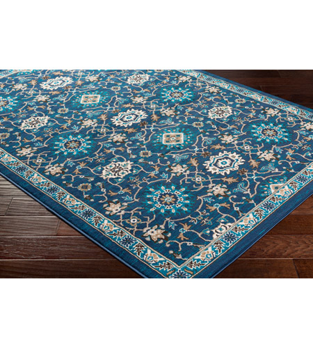 41ELIZABETH 50920-NB Amanda 67 X 47 inch Navy/Sky Blue/Camel/Dark Brown/Medium Gray/Ivory Rugs, Rectangle cmt2303_corner.jpg