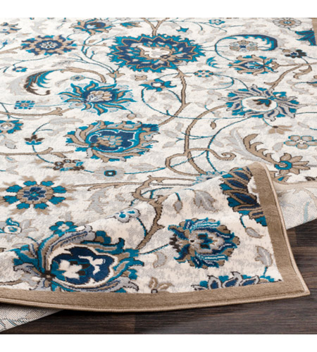 41ELIZABETH 50969-CB Amanda 35 X 24 inch Camel/Sky Blue/Dark Brown/Navy/Medium Gray/Ivory Rugs, Rectangle cmt2319-fold.jpg