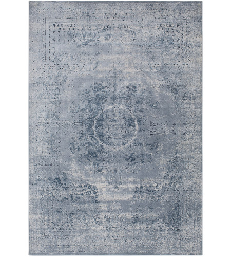 41ELIZABETH 51799-MG Ademaro 35 X 24 inch Medium Gray/Khaki/Charcoal/Black Rugs, Polypropylene and Chenille