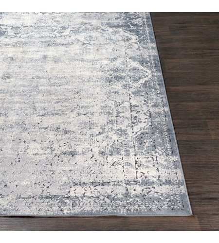 41ELIZABETH 51835-MG Ademaro 87 X 63 inch Medium Gray/White/Charcoal/Black Rugs, Rectangle dur1011-front.jpg