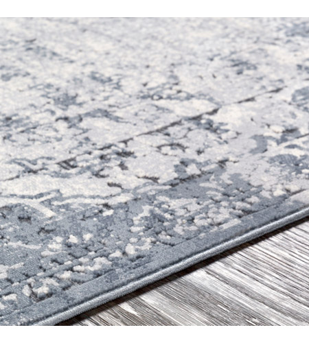 41ELIZABETH 51835-MG Ademaro 87 X 63 inch Medium Gray/White/Charcoal/Black Rugs, Rectangle dur1011-texture.jpg