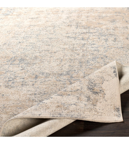 41ELIZABETH 51840-TG Ademaro 87 X 63 inch Taupe/White/Medium Gray Rugs, Rectangle dur1012-fold.jpg