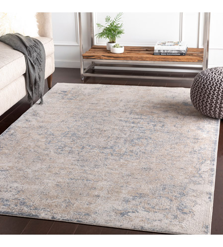 41ELIZABETH 51840-TG Ademaro 87 X 63 inch Taupe/White/Medium Gray Rugs, Rectangle dur1012-roomscene_201.jpg