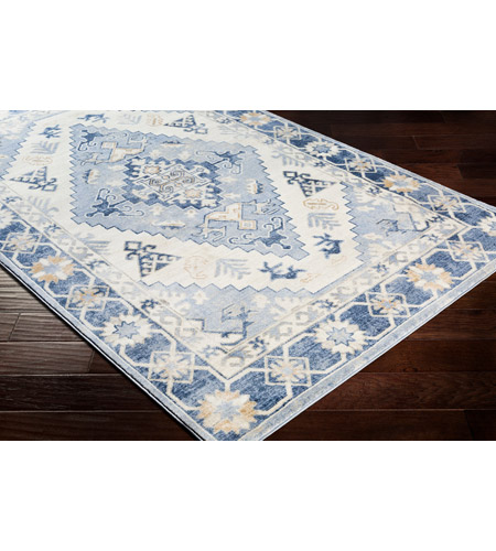 41ELIZABETH 53620-NB Alton 87 X 63 inch Navy/Bright Blue/Medium Gray/Tan/Charcoal/Beige Rugs igo2310_corner.jpg