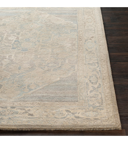 41ELIZABETH 54870-DB Avis 36 X 24 inch Dark Brown/Khaki/Medium Gray/Charcoal Rugs, Rectangle moi1019-front.jpg