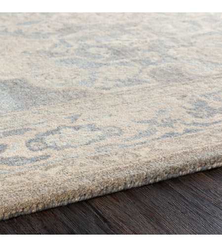 41ELIZABETH 54870-DB Avis 36 X 24 inch Dark Brown/Khaki/Medium Gray/Charcoal Rugs, Rectangle moi1019-texture.jpg