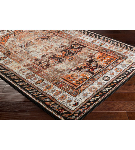 41ELIZABETH 45272-BO Brandon 114 X 79 inch Bright Orange Indoor Area Rug, Rectangle srp1018_corner.jpg